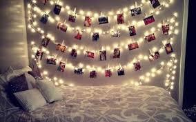 diy room lighting. DIY Bedroom Christmas Lights For This Year Diy Room Lighting