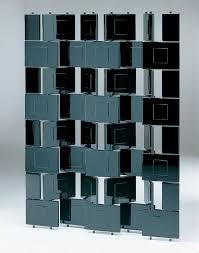 Malik Gallery Collection | Eileen Gray Block Screen