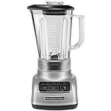 kitchenaid ultra power blender. kitchenaid 5-speed blender rksb1570mc, 56-ounce, metalic chrome (certified refurbished kitchenaid ultra power
