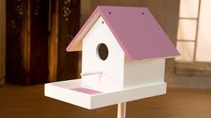 Project Tutorial Vogelhaus Selber Bauen Youtube