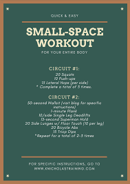 small space workout. Unique Space SmallSpace Bodyweight Workout  Ideal For When You Are Traveling Or Trying  To Squeeze In A Workout From Home With Small Space F
