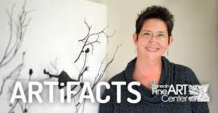 Holly Wilson -- ARTiFACTS | v. 4 No. 1 | Dunedin Fine Art Center