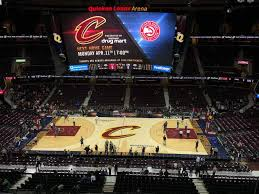Cavs Seating Chart View Rocket Mortgage Fieldhouse Section 223 Row 2 Seat 13