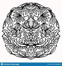 Graphic Design Paisley Paisley Butterfly Folk Art Graphic Design Element Hand