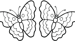 Printable Butterfly Coloring Page Butterfly Coloring Pages For