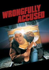 wrongfully accused movie tv wrongfully accused movie poster image