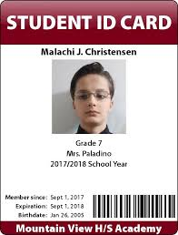 Make Your Own Identification Card Make Your Own Id Card Press Pass Name Tag Or Any Other