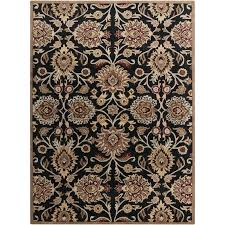 black and brown area rugs phoebe hand tufted wool black brown area rug black brown tan area rug