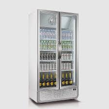 commercial interior glass doors awesome husky glass 2 door upright mercial energy saving bar fridge model