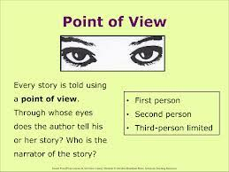 point of view research papers on first second and third person  first person narrative point of view can also open the story up to reliability issues allowing the reader to guess if the narrator is factual or bends the