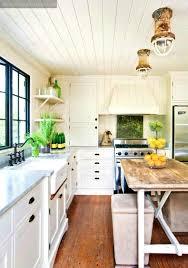 beach cottage kitchen interior decorating ideas