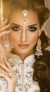Indian Bride Regards De Femmes Maquillage Indien