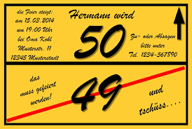20 Besten Ideen Geburtstagssprüche 50 Geburtstag Beste Wohnkultur