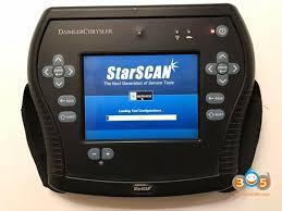 Chrysler Factory Scan Tool Timeline Drb3 Star Scan Vci