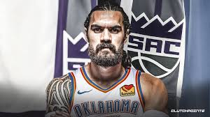 trade for Thunder center Steven Adams