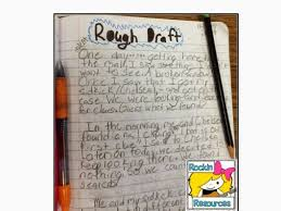 writing mini lesson writing a rough draft for a narrative writing mini lesson 22 writing a rough draft for a narrative essay