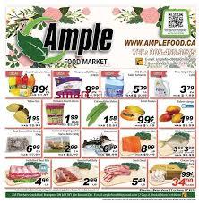 ample foods flyer ample foods flyer rome fontanacountryinn com