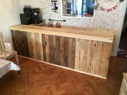 diy wood bar. Vary Its Colors By Changing The Wood Tone A · Diy Pallet BarPallet Bar T