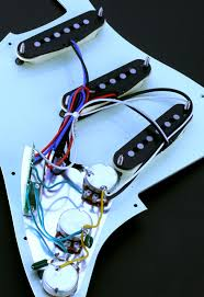 prewired pickguard ultimate guitar you need to connect the jack tip to the middle lug of the volume pot that s the top one in this picture and the jack sleeve and the ground wire from the