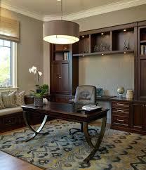 den office ideas. Charming Home Office Den Traditional With Contemporary Desk Interior Small Design Ideas