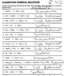 balancing equations practice worksheet answers search result by word writing and classifying 3 chemical answer