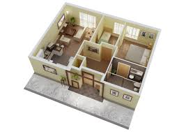 3d house designs blueprints room design plan fancy in 3d house