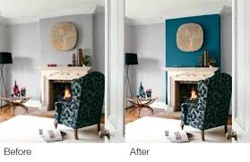 fireplace accent wall teal accent wall fireplace wall but use blue of chair accent the teal fireplace accent wall
