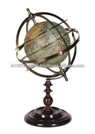 world globe on stand. Modern Marine World Globe, Decorative Globe With Wooden Stand, Item Number Sai-2277 On Stand
