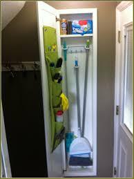 popular broom closet organizer tips home design ideas broom closet organizer pictures