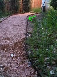 metal edging for garden paths
