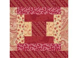 Easy Courthouse Steps Quilt Block Pattern &  Adamdwight.com