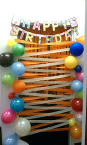 office birthday decorations. Birthday Decoration Boyfriend Surprise Office Themed Cake Crazy Decorations
