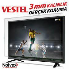 VESTEL TV EKRAN KORUYUCU / NOTVEX TV EKRAN KORUMA CAMI Fiyatları ve  Özellikleri