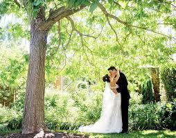 chicago botanic garden wedding photos mandy joe
