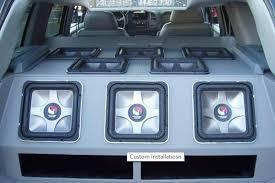 car sound system installation. tampa car audio bay custom sound system installation e