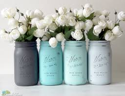 Decorative Canning Jars Wwwromantichomes 100creativeusesfordecorativemasonjars 96