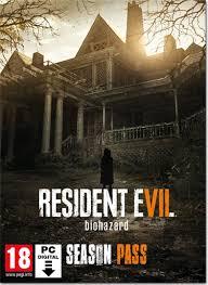 Resident Evil 7 Biohazard Season Pass Pc Games Digital World