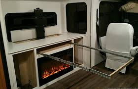 diy expanding table in rv mountainmodernlife com