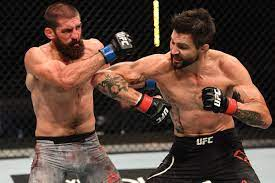 UFC Fight Island 4 results: Carlos ...