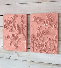 Small Picture Interior Design Accessories Working with clay Plaster of Paris