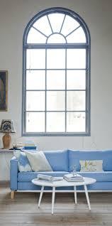 Blaues Sofa - 50 Einrichtungsideen mit Sofa in Blau, die ...