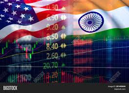 Usa India Trade War Image Photo Free Trial Bigstock