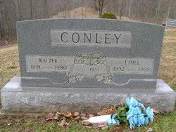 Walter Harvey Conley (1891-1980) - Find A Grave Memorial