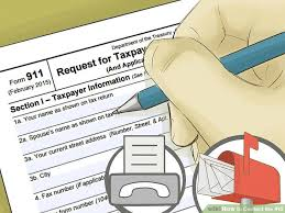 Irs Complaint Form Amazing 44 Ways To Contact The IRS WikiHow