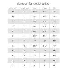 Unionbay Size Chart Union Bay Pants Nwt