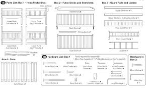 futon parts modern futon frame parts assembly instructions of cinnamon futon bunk bed how to assemble
