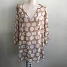 Rock Flower Paper Rock Flower Paper Beach Tunic