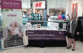 Doves staff support Health and Care event - Doves Funeral Directors