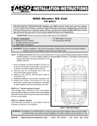 msd 5200 wiring diagram ignition msd ignition system wiring diagram msd image msd blaster ss coil wiring diagram wiring diagram and