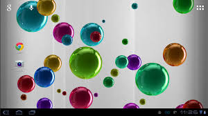 Amazon.com: Bubbles HD Live Wallpaper ...